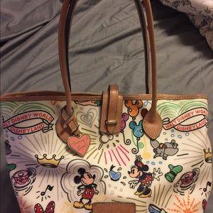 Dooney &Bourke Disney tote bag